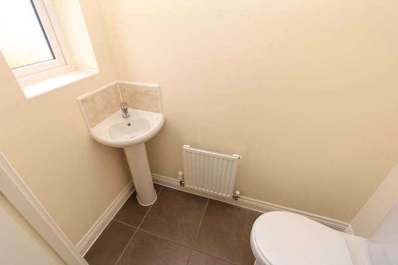 3 Bedrooms End Of Terrace House for sale in Saffron Crescent, Sawbridgeworth, Essex, CM21 9FE