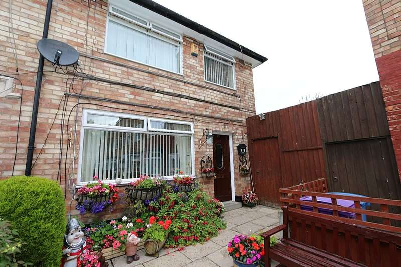 3 Bedrooms End Of Terrace House for sale in 49, Garway, Liverpool, Merseyside, L25 5LP