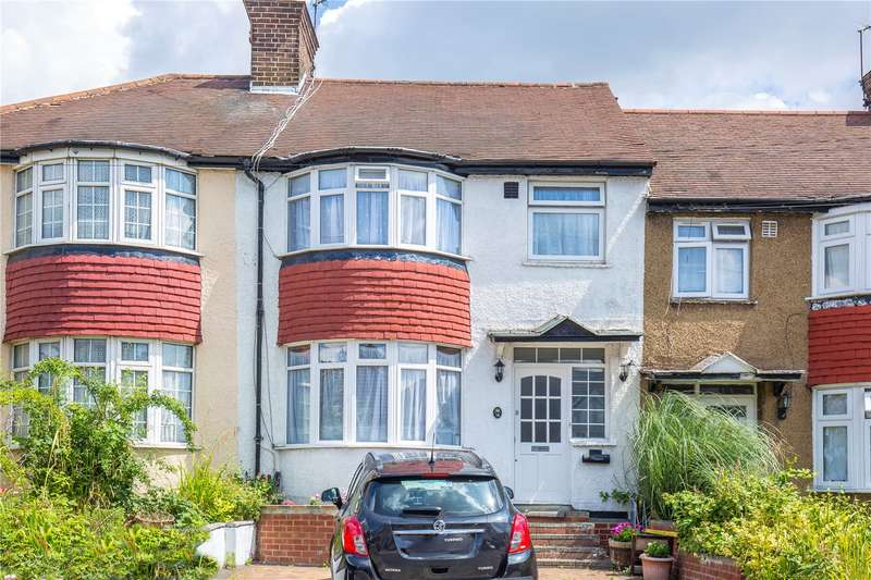 3 Bedrooms Terraced House for sale in Orchard Avenue, Southgate, London, N14