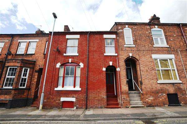 3 Bedrooms Terraced House for sale in Victoria Street, Basford, Stoke-On-Trent