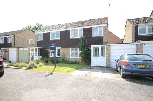 3 Bedrooms Semi Detached House for sale in Whaley Road, Wokingham, Berkshire
