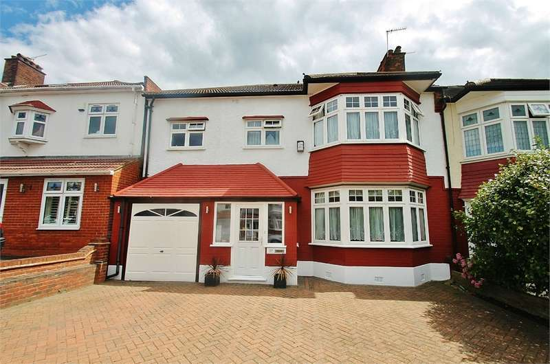 5 Bedrooms Semi Detached House for sale in Byron Avenue, SOUTH WOODFORD