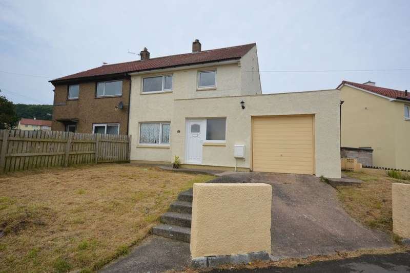 3 Bedrooms Semi Detached House for sale in Latrigg Road, Whitehaven, CA28