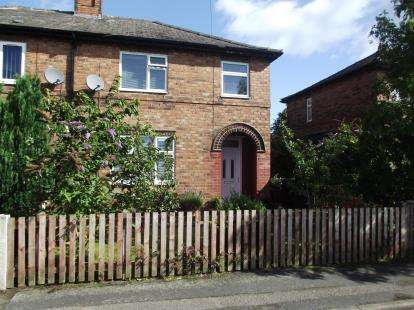 3 Bedrooms Semi Detached House for sale in Pearson Avenue, Warrington, Cheshire