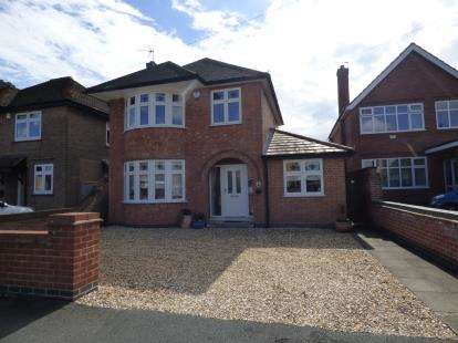 4 Bedrooms Detached House for sale in Trenton Drive, Long Eaton, Nottingham