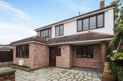 5 Bedrooms Detached House for sale in Main Street, Huthwaite, Sutton-In-Ashfield, Notts