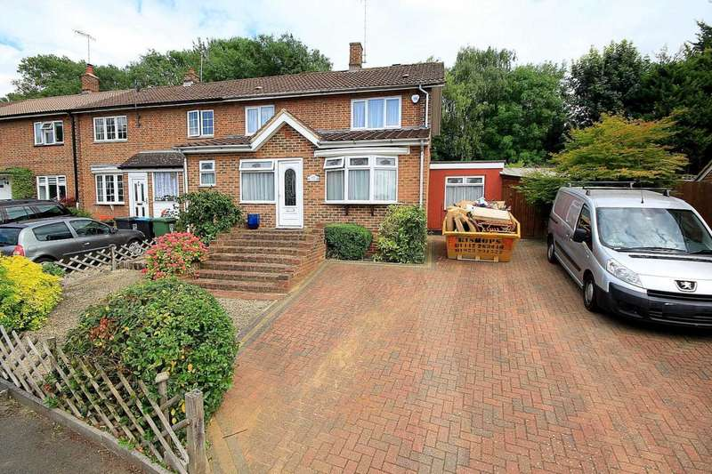 3 Bedrooms House for sale in 3 BED WITH POTENTIAL FOR FOR FURTHER 3 BED DWELLING IN Barnacres Road, Nash Mills