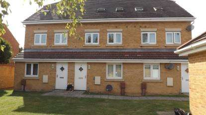 2 Bedrooms Maisonette Flat for sale in Warsash, Southampton, Hants