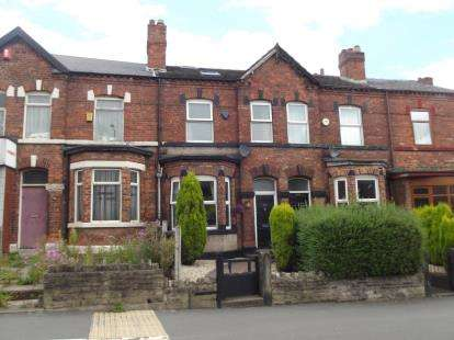 3 Bedrooms Terraced House for sale in Ormskirk Road, Wigan, Greater Manchester, WN5