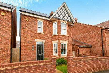 4 Bedrooms Detached House for sale in Wilkinson Road, Kempston, Bedford, Bedfordshire