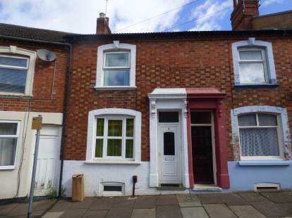 3 Bedrooms Terraced House for sale in Gordon Street, Semilong, Northampton, Northamptonshire