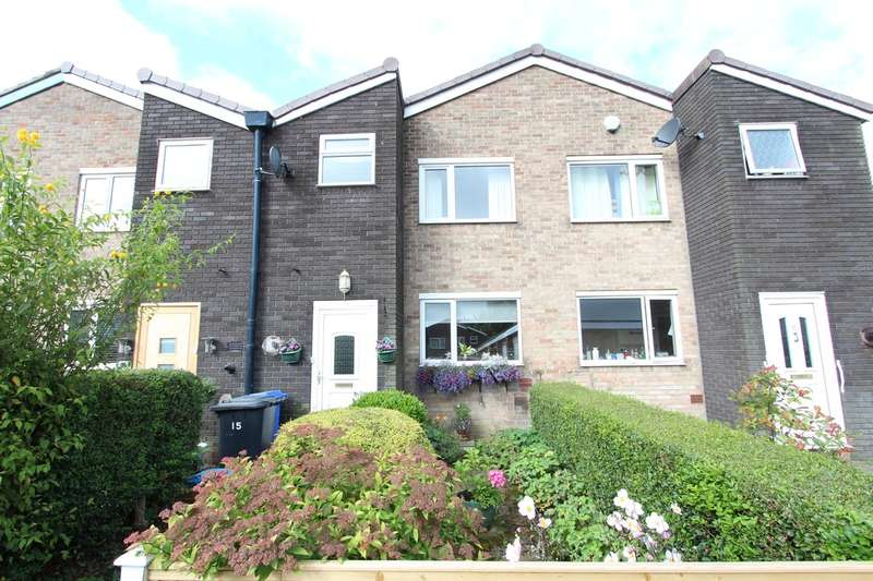 3 Bedrooms Terraced House for sale in Mount View Gardens, Graves Park