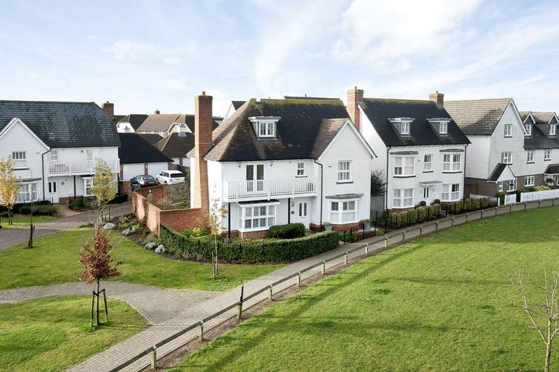 5 Bedrooms Detached House for sale in Diana Walk, Kings Hill, West Malling