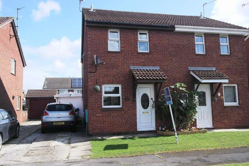 2 Bedrooms Semi Detached House for sale in Greenhow Close, Sprins Cottage, Howdale Road, HU8 9pq