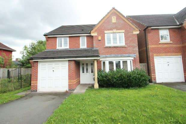 4 Bedrooms Detached House for sale in Royal Oak Road, Manchester