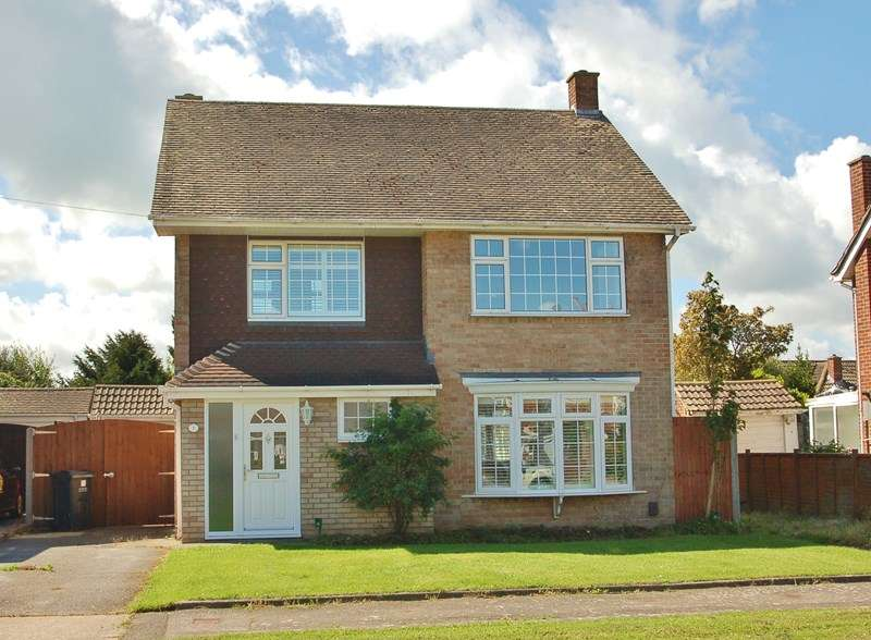 4 Bedrooms Detached House for sale in Bury Hall Lane, Alverstoke, Gosport