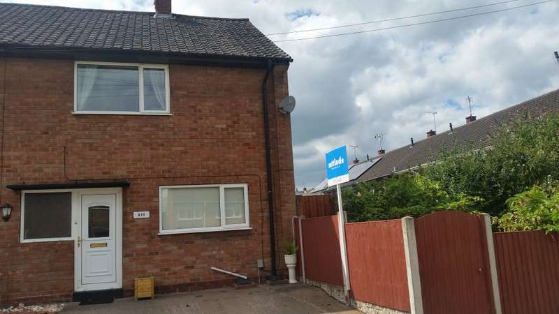 3 Bedrooms Semi Detached House for sale in West Way, Stafford, Staffs ST17