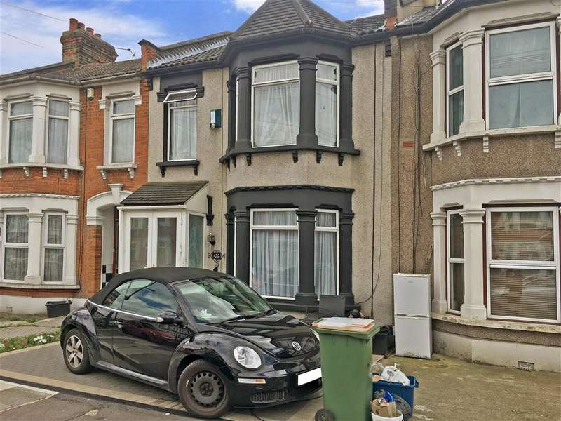 3 Bedrooms Terraced House for sale in Windsor Road, Ilford, Essex
