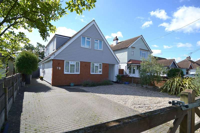 5 Bedrooms Detached Bungalow for sale in St. Johns Road, Swalecliffe, Whitstable