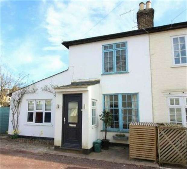 2 Bedrooms Terraced House for sale in Police Station Road, Hersham, WALTON-ON-THAMES, Surrey