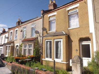 2 Bedrooms Terraced House for sale in Heath Street, Eastville, Bristol
