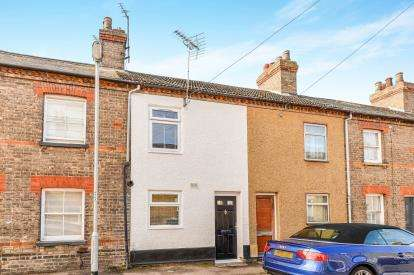2 Bedrooms Terraced House for sale in Lawrence Road, Biggleswade, Bedfordshire