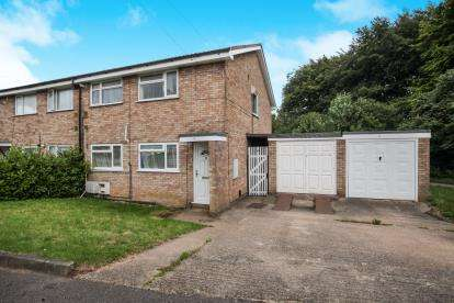 2 Bedrooms Flat for sale in Strangers Way, Luton, Bedfordshire