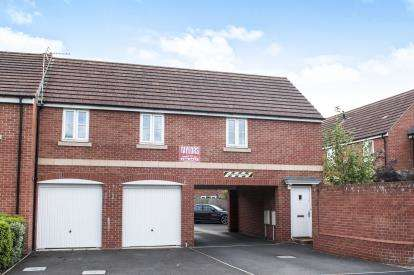 1 Bedroom Maisonette Flat for sale in Drydock Way, Hempsted, Gloucester, Gloucestershire