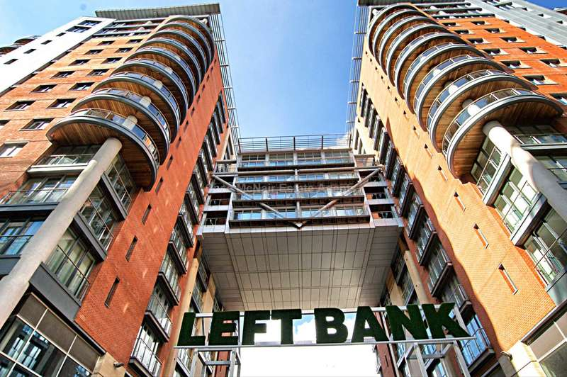 2 Bedrooms Apartment Flat for rent in Leftbank Apartments, Manchester