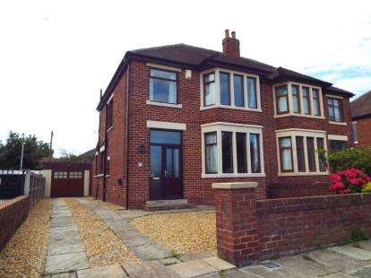 3 Bedrooms House for sale in Winster Place, Blackpool, Lancashire, FY4