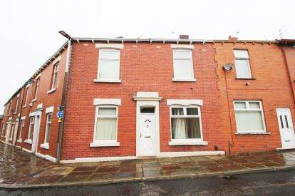 2 Bedrooms Terraced House for sale in Millhill Street, Mill Hill, Blackburn, Lancashire, BB2