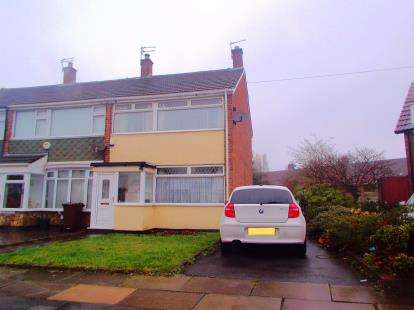 3 Bedrooms End Of Terrace House for sale in Penfold, Maghull, Liverpool, Merseyside, L31