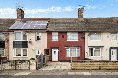 3 Bedrooms Terraced House for sale in Greyhound Farm Road, Liverpool, Merseyside, L24