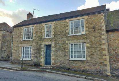 4 Bedrooms Detached House for sale in Grampound, Truro, Cornwall