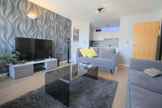 1 Bedroom Apartment Flat for sale in Heol Glan Rheidol, Cardiff, CF10