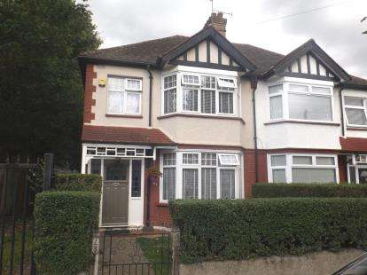 3 Bedrooms End Of Terrace House for sale in Latymer Road, Edmonton, Edmonton Green, London