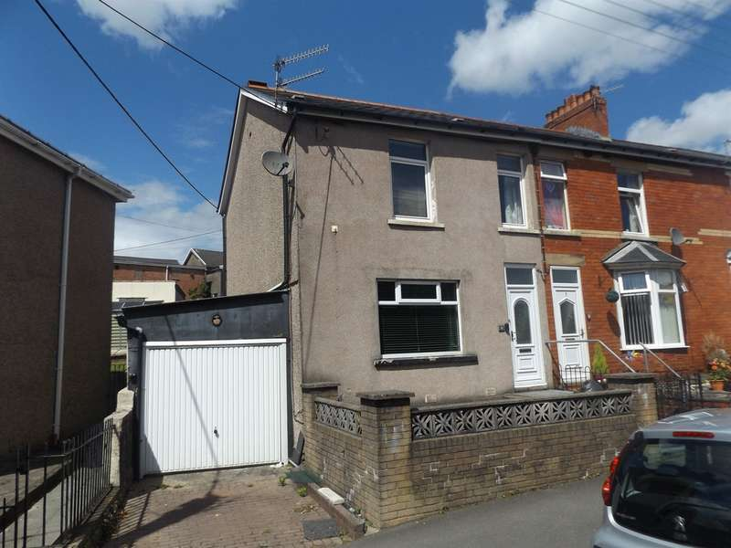 2 Bedrooms Terraced House for sale in Pengam Road, Ystrad Mynach, Hengoed