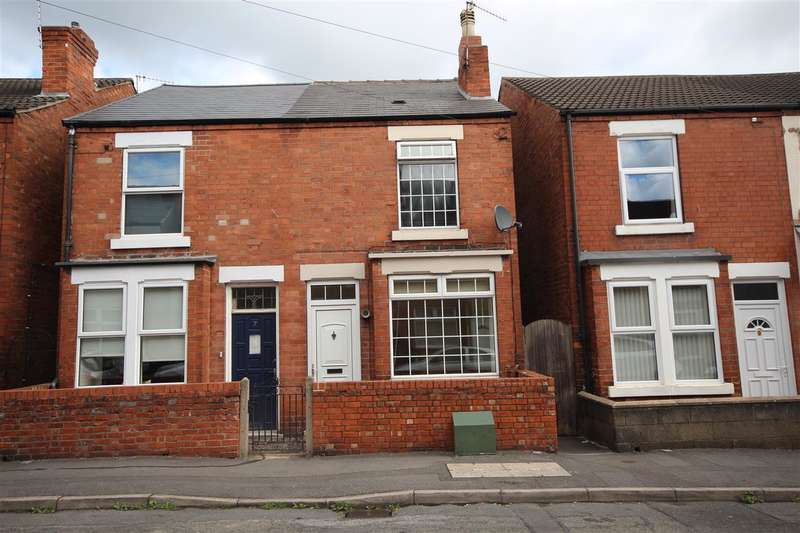 2 Bedrooms Semi Detached House for sale in Mill Street, Ilkeston