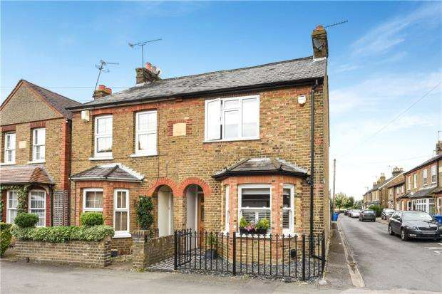 2 Bedrooms Semi Detached House for sale in Inkerman Road, Eton Wick, Windsor