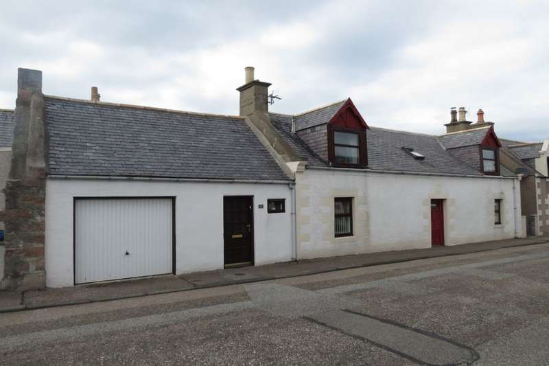 2 Bedrooms Detached House for sale in Victoria Street, Portknockie, Buckie, AB56