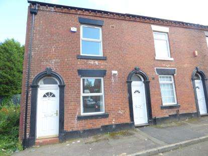 2 Bedrooms Terraced House for sale in Park Street, Oldham, Greater Manchester