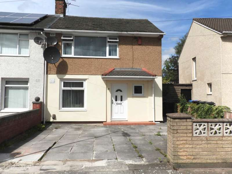 2 Bedrooms Semi Detached House for sale in Dalry Crescent, Southdene