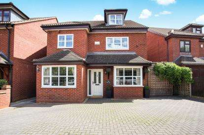 4 Bedrooms Detached House for sale in Tamworth Road, Fillongley, Coventry, Warwickshire