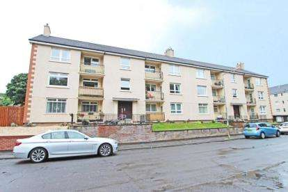 2 Bedrooms Flat for sale in Ardgay Street, Sandyhills, Glasgow
