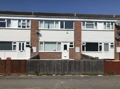 3 Bedrooms Terraced House for sale in Bridgwater, Somerset