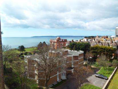 2 Bedrooms Flat for sale in 14 West Cliff Road, Bournemouth, Dorset