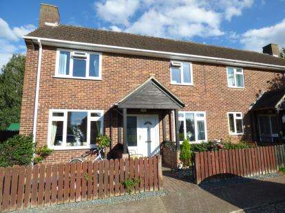 3 Bedrooms Semi Detached House for sale in Gibson Green, Witham St. Hughs, Lincoln, Lincolnshire
