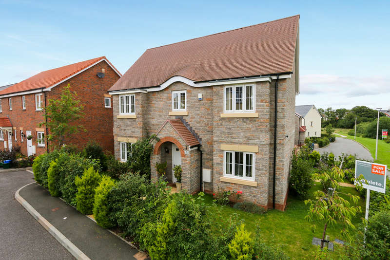 4 Bedrooms Detached House for sale in Barleycorn, Cranbrook