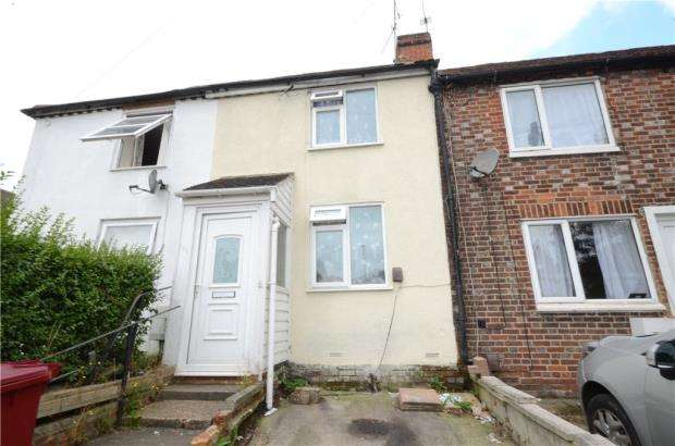 2 Bedrooms Terraced House for sale in Whitley Street, Reading, Berkshire