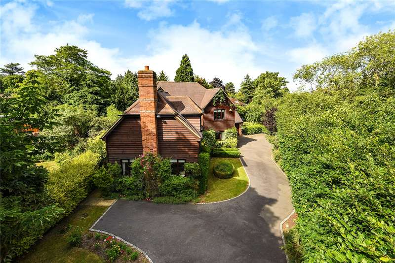 5 Bedrooms Detached House for sale in West End Lane, Stoke Poges, Buckinghamshire, SL2
